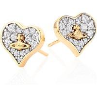 Vivienne Westwood Gold Freya Earrings | BE625403/9 - David Shuttle Gifts