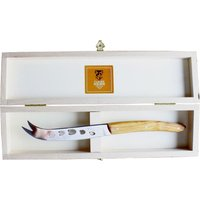 Claude Dozorme Thiers Cheese Knife with Beech Box - Cheese Gifts