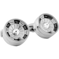 Tateossian Casino Themed Decision Maker Cufflinks - Casino Gifts