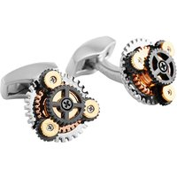 Tateossian Rotondo Gear Cufflinks