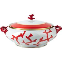 Raynaud Cristobal Rouge Soup Tureen