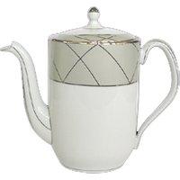 Haviland Clair de Lune Uni Coffee Pot - Glasses Gifts