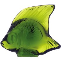 Lalique Lime Green Fish | 3000900 - Lime Green Gifts