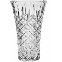 Royal Scot Crystal London Flared Vase, 250mm - David Shuttle Gifts