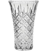 Royal Scot Crystal London Flared Vase   LONFLA10 - Vase Gifts