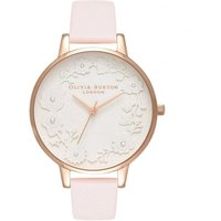 Olivia Burton Artisan Dial Blossom & Rose Gold Watch | OB16AR01 - David Shuttle Gifts