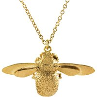 Alex Monroe Bumblebee Gold Necklace   Osn1/gp