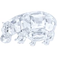Swarovski Hippo Mother with Baby | 5135920 - Hippo Gifts