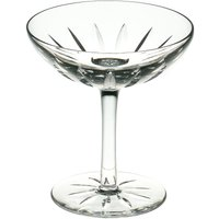 Cumbria Crystal SIX VI Champagne Coupe  (Single) | SW-043-S6 - Crystal Gifts