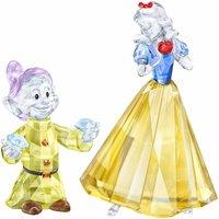 Swarovski Snow White & Dopey Set - Snow Gifts