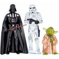 Swarovski Star Wars Darth Vader, Stormtrooper & Master Yoda Set - Yoda Gifts
