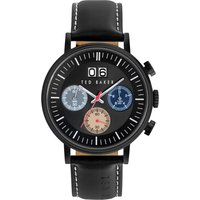 Ted Baker Men's Chronograph Black Watch | TE10023471 - Girly Gifts