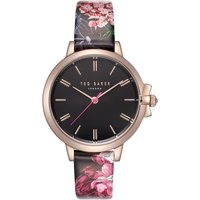 Ted Baker Ladies' Floral Rose Gold Watch | TE50267003 - Floral Gifts