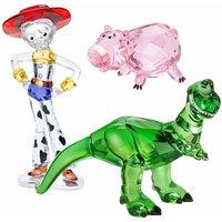 Swarovski Toy Story Jessie, Rex & Hamm - Decorations Gifts