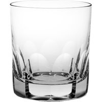 Cumbria Crystal Windermere Double Old Fashioned Whiskey Tumbler (Single) - Whiskey Gifts