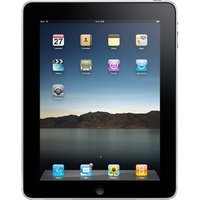 Apple iPad 1 Wi-Fi + 3G 64GB Black UNLOCKED