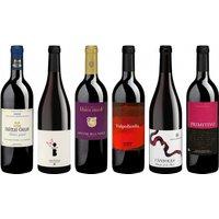 Probierpaket «Rotwein aus reicher Natur», 6 Weine aus den Naturparadiesen der Delinat-Winzer, Bio-Set