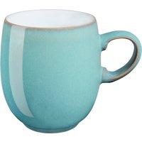 Azure Large Curve Mug Near Perfect