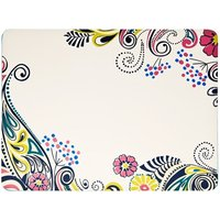 Monsoon Cosmic Cream 4 X Placemats