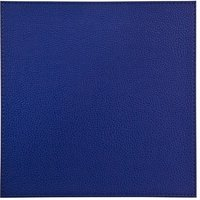 Denby Deep Blue Faux Leather Placemat Set of 4