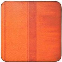Denby Colours Orange Coasters Set of 6