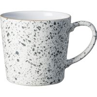 White Speckled Large Mug