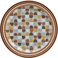 Heritage Flagstone Accent Medium Plate Near Perfect
