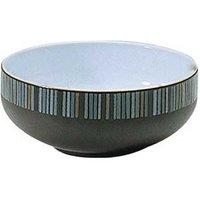 Jet Stripes Cereal Bowl