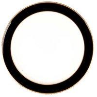 Praline Noir Medium Plate