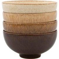 Studio Craft 4 Piece Rice Bowl Set