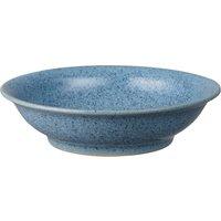 Studio Blue Flint Medium Shallow Bowl