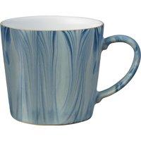 Blue Marbled Large Mug