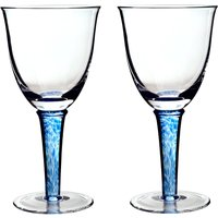 Imperial Blue White Wine Glass (Pack Of 2)
