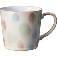 Multi Spot Painted Large Mug