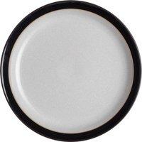 Elements Black Dinner Plate