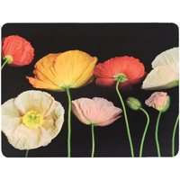 Denby Black Poppies Placemats Set of 6