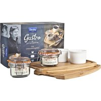 James Martin Gastro Two 3 Piece Serving Kits (Pate)