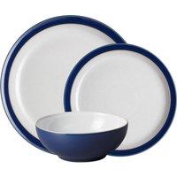 Elements Dark Blue 12 Piece Tableware Set