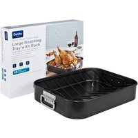 Roasting Tray With Rack