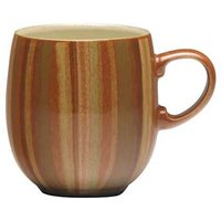 Fire Stripes Large Curve Mug