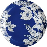 Monsoon Fleur Medium Plate (Blue)