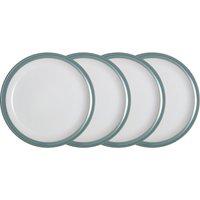 Azure 4 Piece Dinner Plate Set
