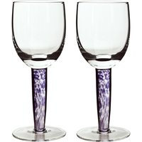 Amethyst White Wine Glass (Pack Of 2)