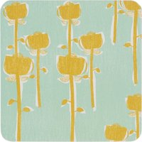 Denby Retro Floral Coasters Set of 6