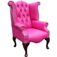 Chesterfield Childrens Crystal Queen Anne High Back Wing…