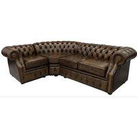 Chesterfield Richmond Grand Corner Sofa Unit 2 + C + 1…