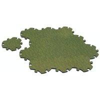Puzzle Carpet me too Teppich Teppich Magis Variante: Gras