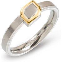 Nieuw en geseald! verpakking onbeschadigd. mooi cadeau idee. boccia titanium 0142 02, deze gematteerde ring ...