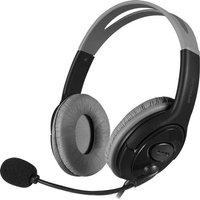 Met de luta stereo headset heb je nooit meer last van een slecht zittende headset. je kunt de headset ...