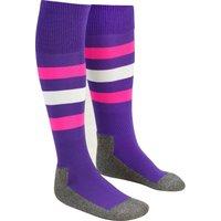 Kleur: paars, roze, wit, deze leuke fun hockeysokken van stag zijn anatomisch gevormd en zitten heerlijk. ...